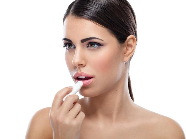 Lippenpflege durch Propolis