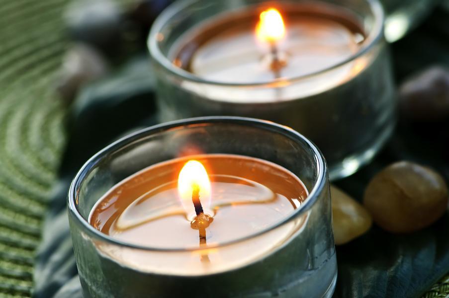 Schadstoffe aus Kerzen