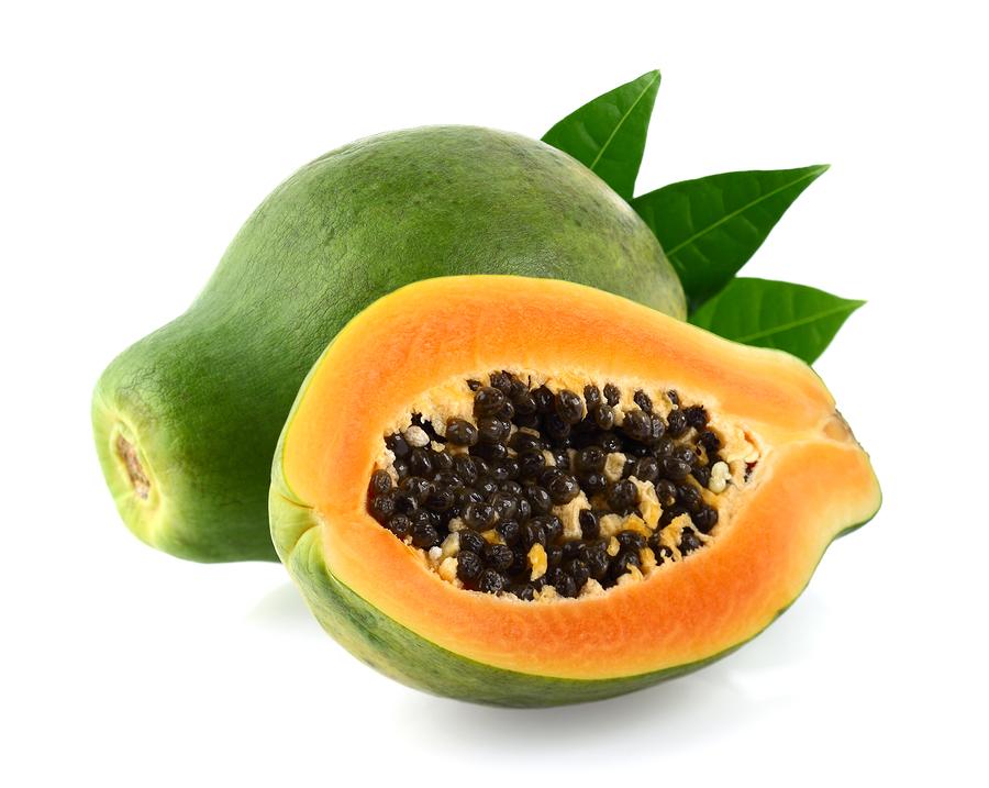 wellness f r die haut gesichtsmaske mit papaya und honig. Black Bedroom Furniture Sets. Home Design Ideas