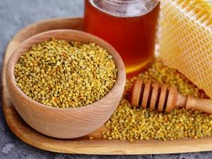 Blütenpollen und Honig in Studie zur Brustkrebs-Nachsorge