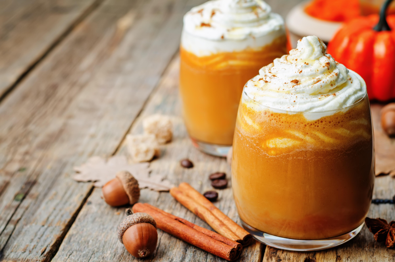 Pumpkin Spice Pie Latte Starbucks selbermachen diy Honig Kürbis Rezept