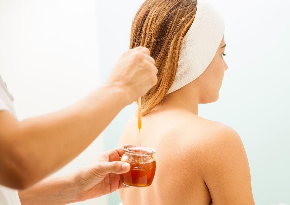 Honig und Wasserstoffperoxid