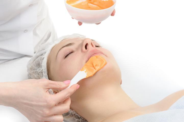 Peeling mit Honig und Salz