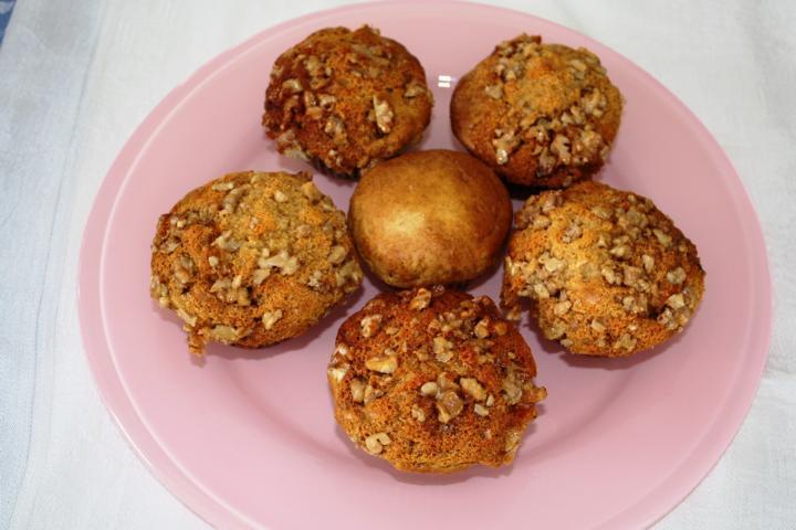 Kastanienhonig, Muffins