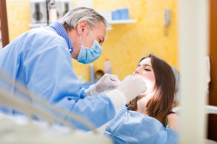 Wurzelkanal, Zahnbehandlung, Propolis, Curcumin