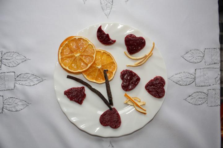 Fruchtleder ist die gesunde, natürlich Gummibärchen-Alternative